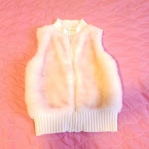 Girl Winter Vest